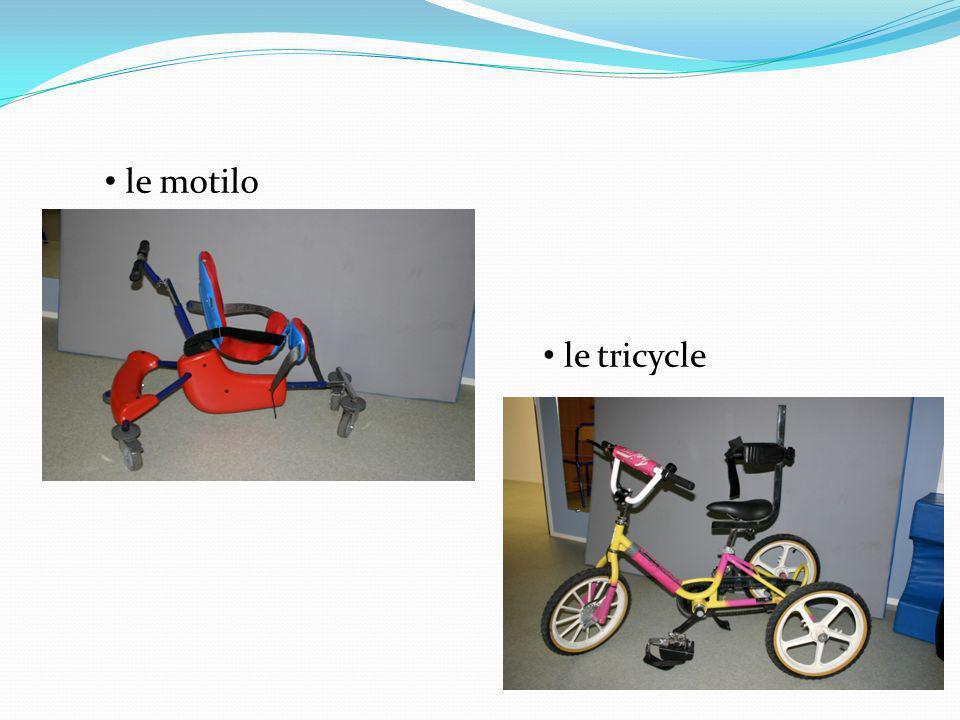 le motilo le tricycle