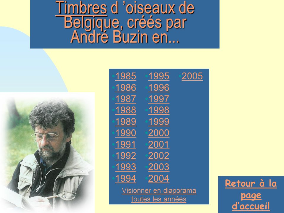 André Buzin Passer lintroduction