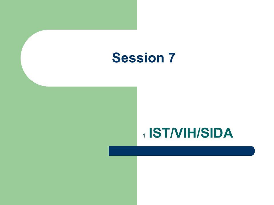 Session 7 1 IST/VIH/SIDA