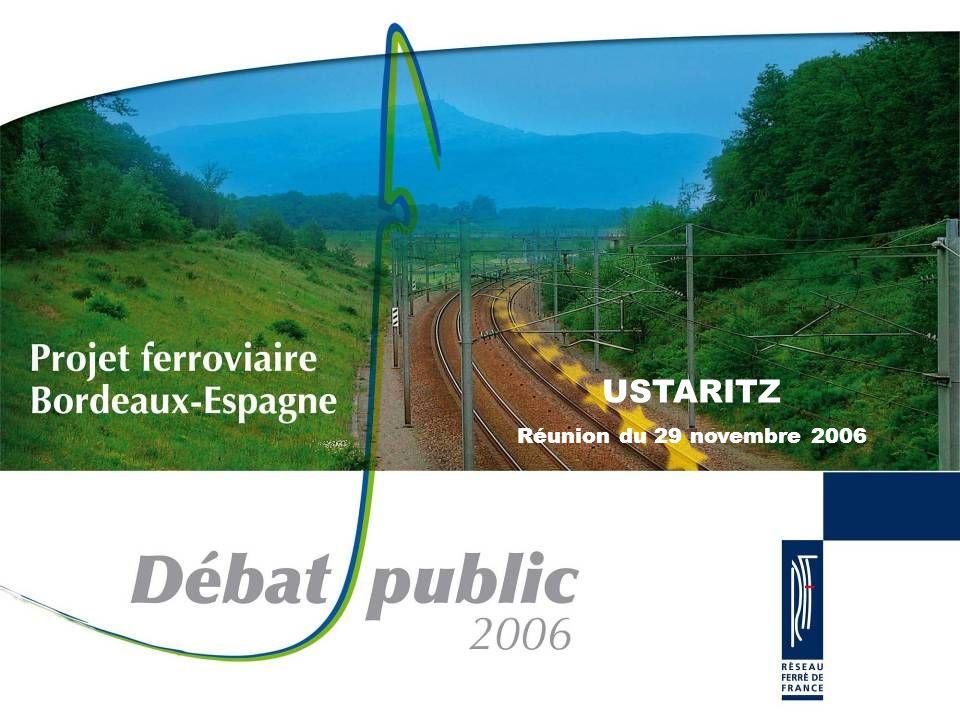 USTARITZ Réunion du 29 novembre 2006