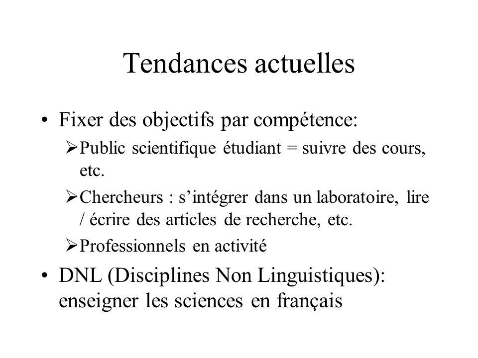 Application Texte de Sciences et Vie: Public: étudiants scientifiques de lUJF, toutes disciplines, niveau A2+, objectif compréhension écrite