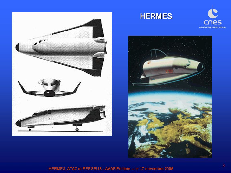 4 R&T HERMES: Le double ellipsoïde
