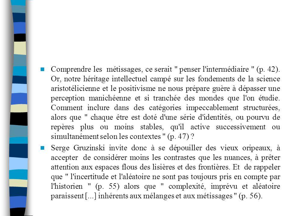 Bibliographie (suite) JULLIEN François, 1992, La Propension des choses.