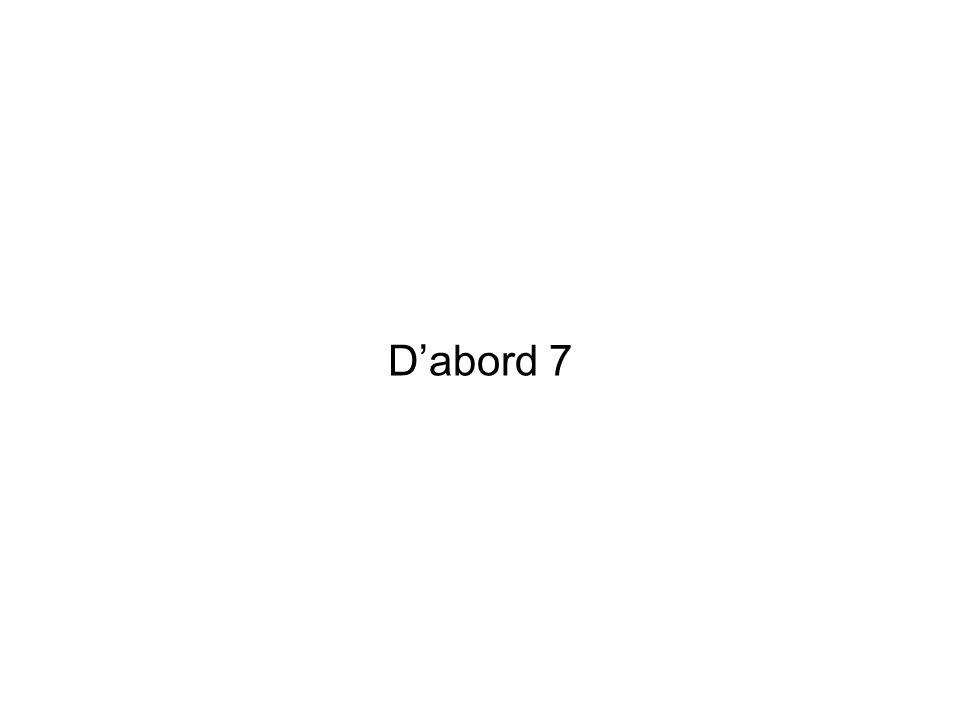 Dabord 7
