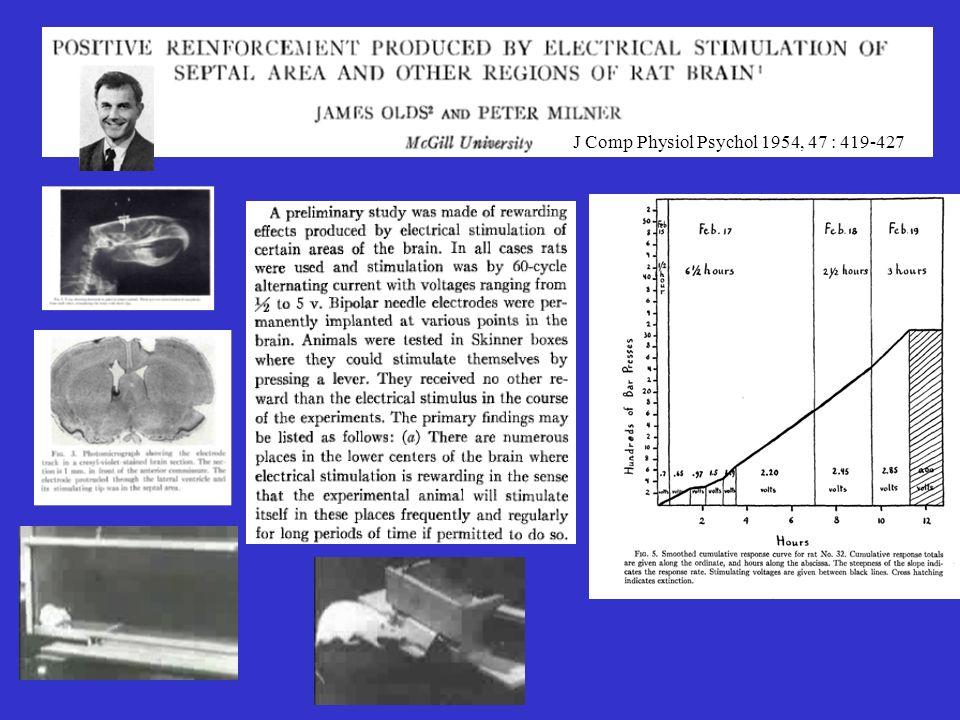 J Comp Physiol Psychol 1954, 47 : 419-427