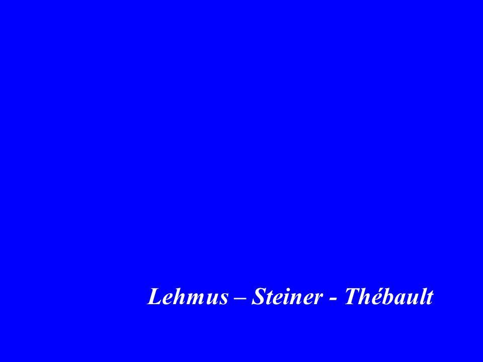 Lehmus – Steiner - Thébault