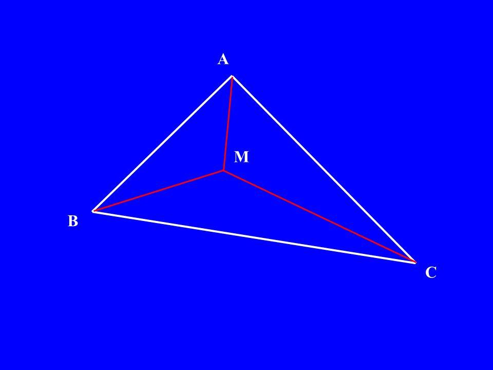 A B C M