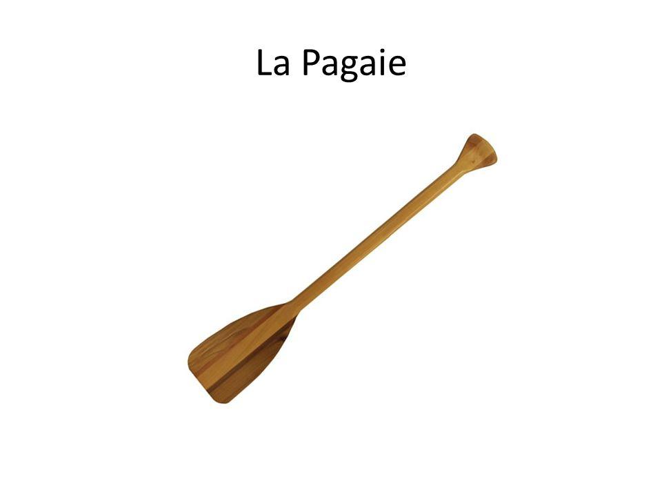 La Pagaie