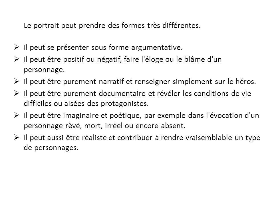 Portrait de Jean Valjean Quelques mots… – bagne – forçat – galérien Lisez le texte et repondez aux questions