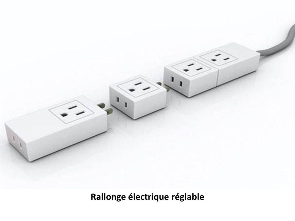Rallonge électrique réglable