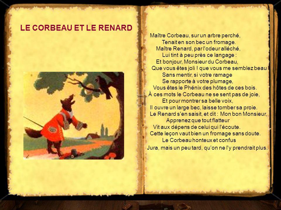 Fables de La Fontaine Amusez-vous avec vos parents et amis, pour redécouvrir avec déléctation, ces fables universelles, Joyaux de la langue française.