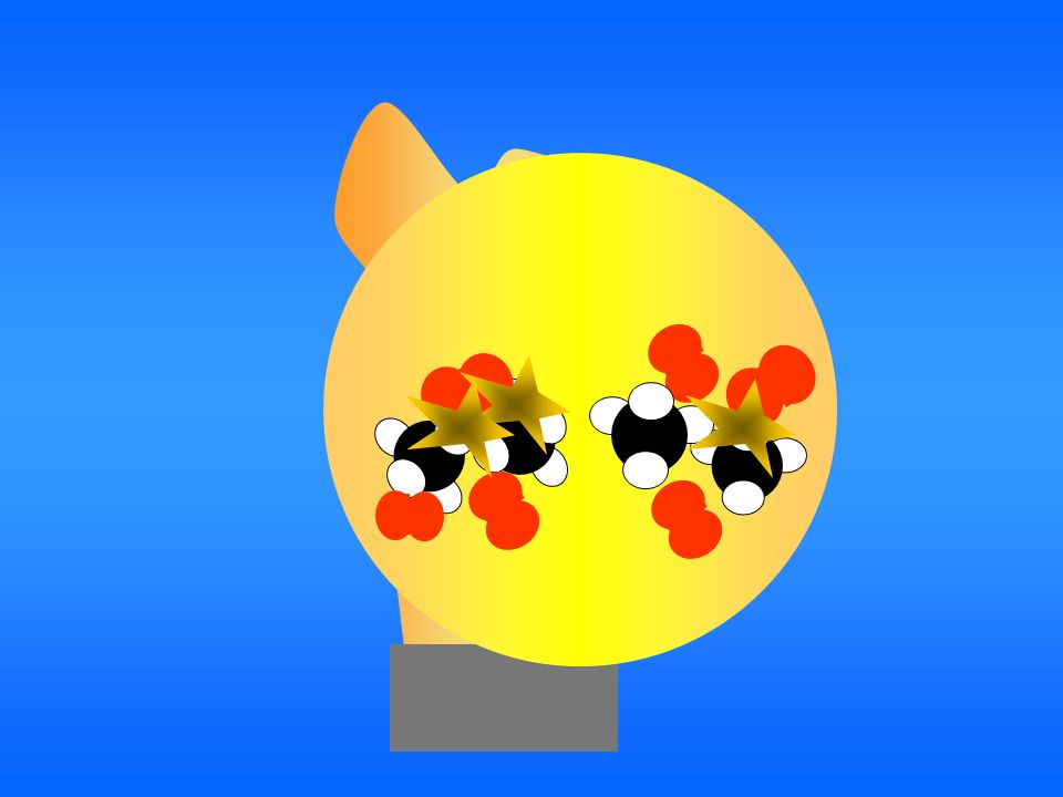 Il faut faire précéder chacune des formules du nombre correspondant de molécules. Joker 3