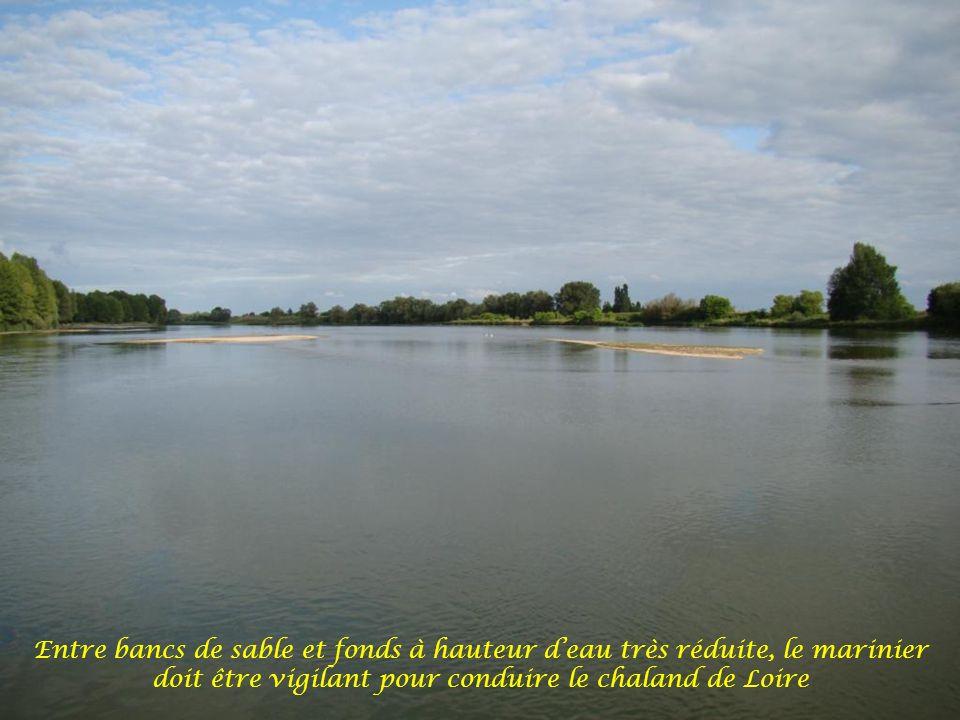 Les passeurs de Loire nous invitent à la découverte et à la rêverie sur le fleuve