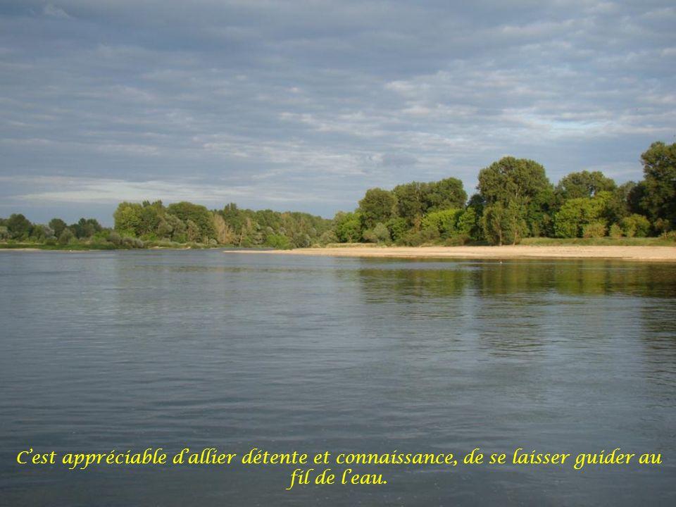 La Loire est aussi un « royaume » de paysages somptueux et de milieux naturels très riches.