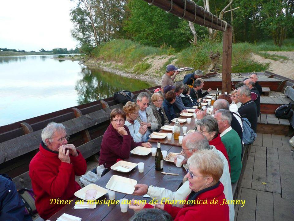 Avec modération nous dégustons des vins de Loire