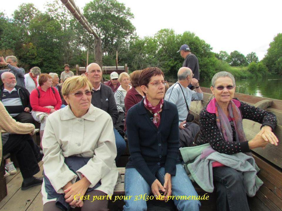 La Loire au niveau de lembarcadère de Sigloy