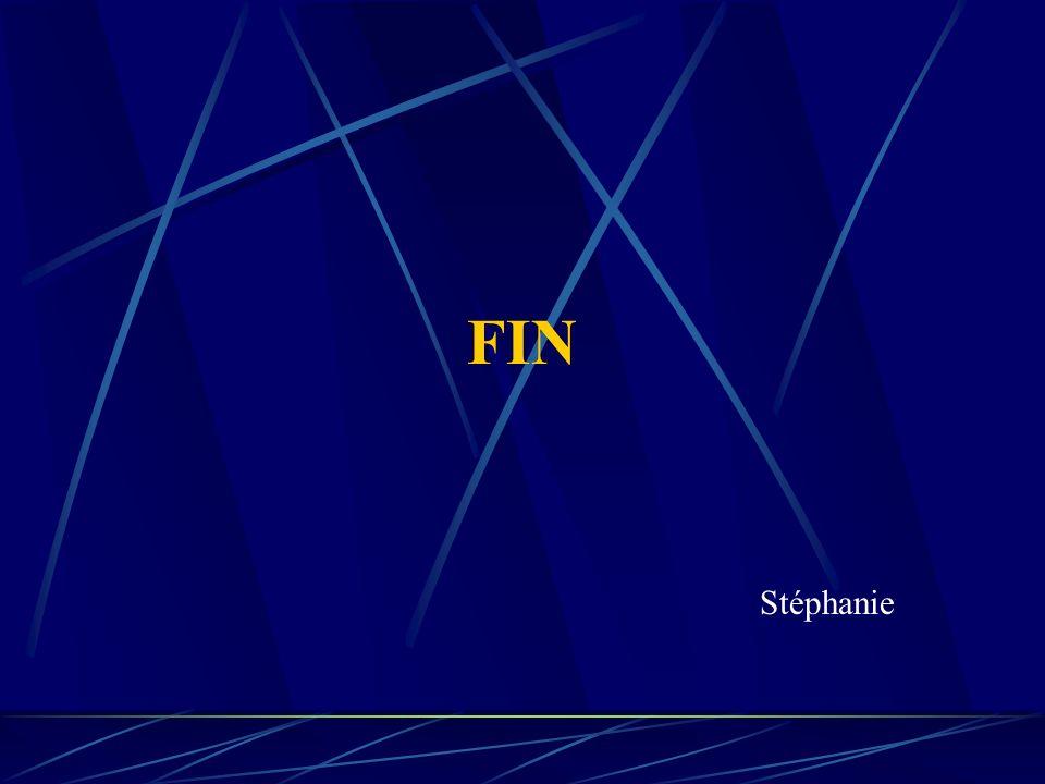 FIN Stéphanie