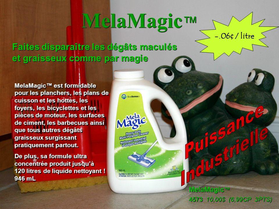 MelaMagic Faites disparaître les dégâts maculés et graisseux comme par magie MelaMagic 4573 10,00$ (6,99CP 3PTS) MelaMagic 4573 10,00$ (6,99CP 3PTS) M