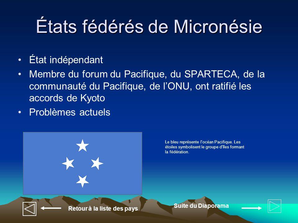 Wallis et Futuna Collectivité de loutre mer français Membre de la communauté du Pacifique Problèmes actuels Retour à la liste des pays Suite du Diaporama Officiellement, le Territoire de Wallis et Futuna n a pas d emblème spécifique officiel.