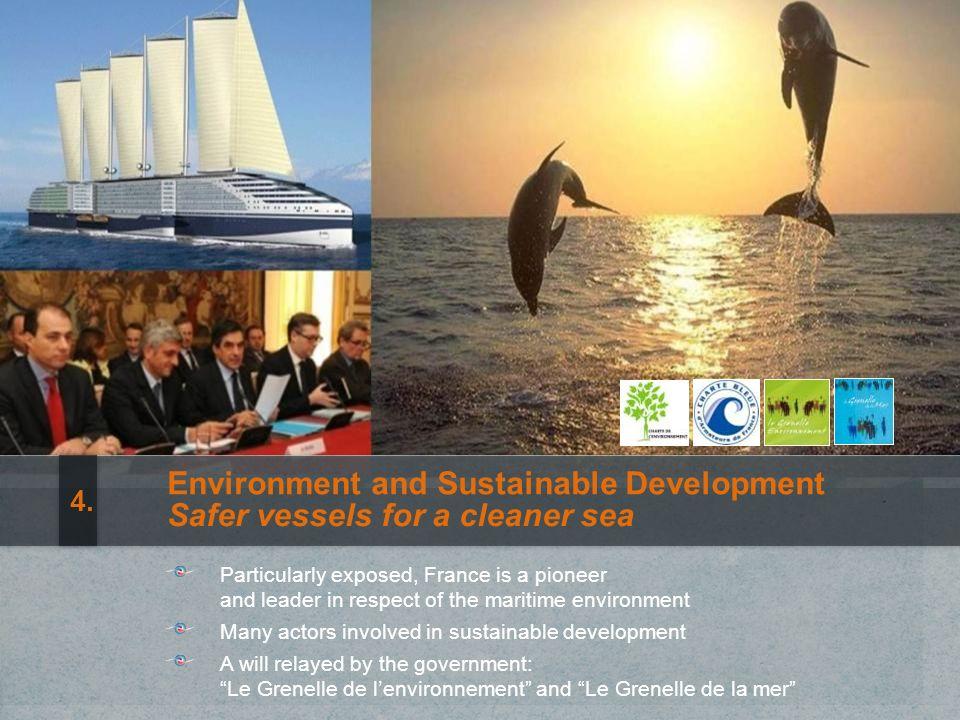 Un tissu industriel français complet, pour supporter les projets et créer une filière globale Énergies Marines Renouvelables Un espace maritime favorable à tous les types dEMR (éolien, hydrolien, houlomoteur, marémoteur, thermique) 20.