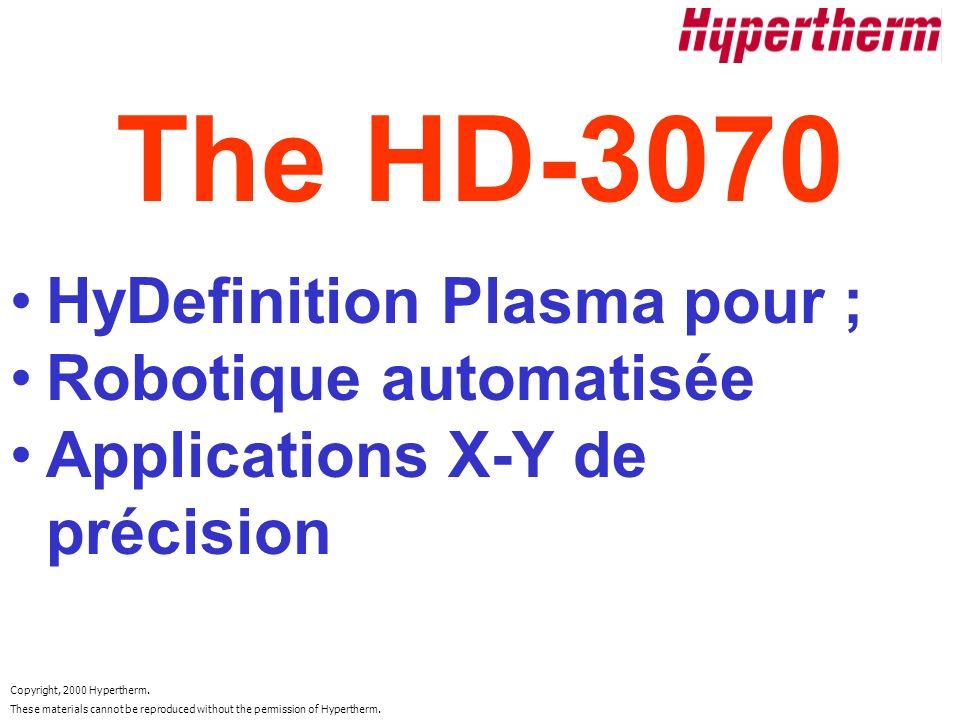 Fin HD-3070