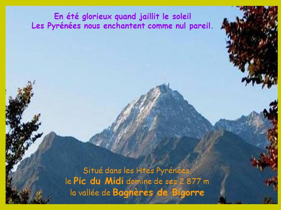Le Col du Tourmalet, le plus haut col des Pyrénées à 2 115 m, fait partie de la légende du Tour de France avec 78 passages en un siècle. Octave Lapize