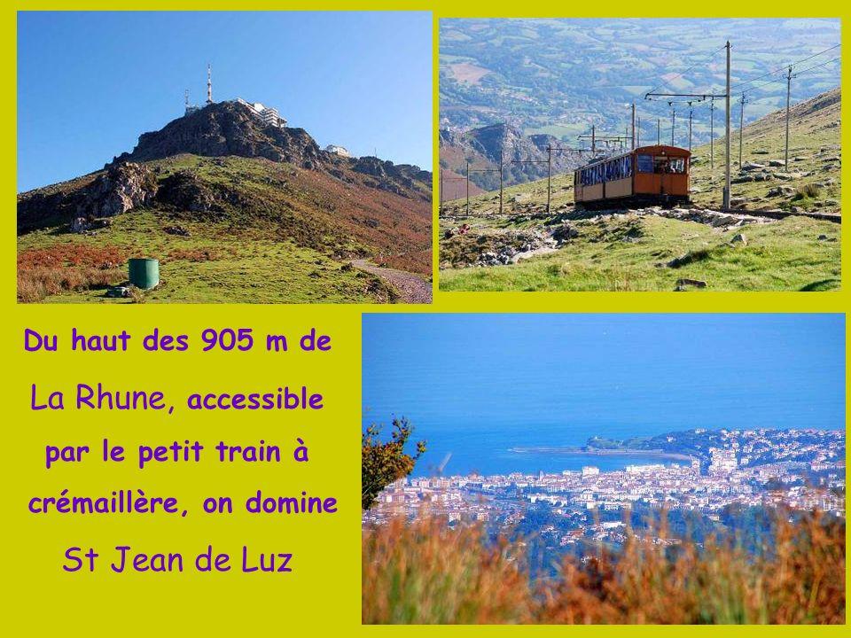 Montagnes Pyrénées vous êtes mes amours De La Rhune au Canigou vous scintillerez toujours