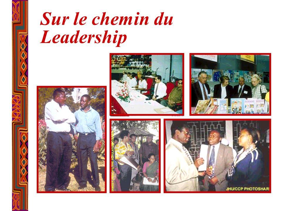 Sur le chemin du Leadership