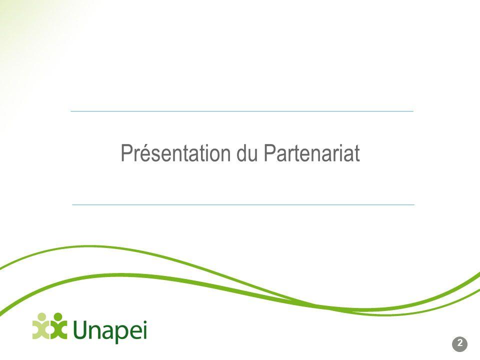 Ligne de base du logo Côté gauche du logo calé sur cette ligne Présentation du Partenariat 2