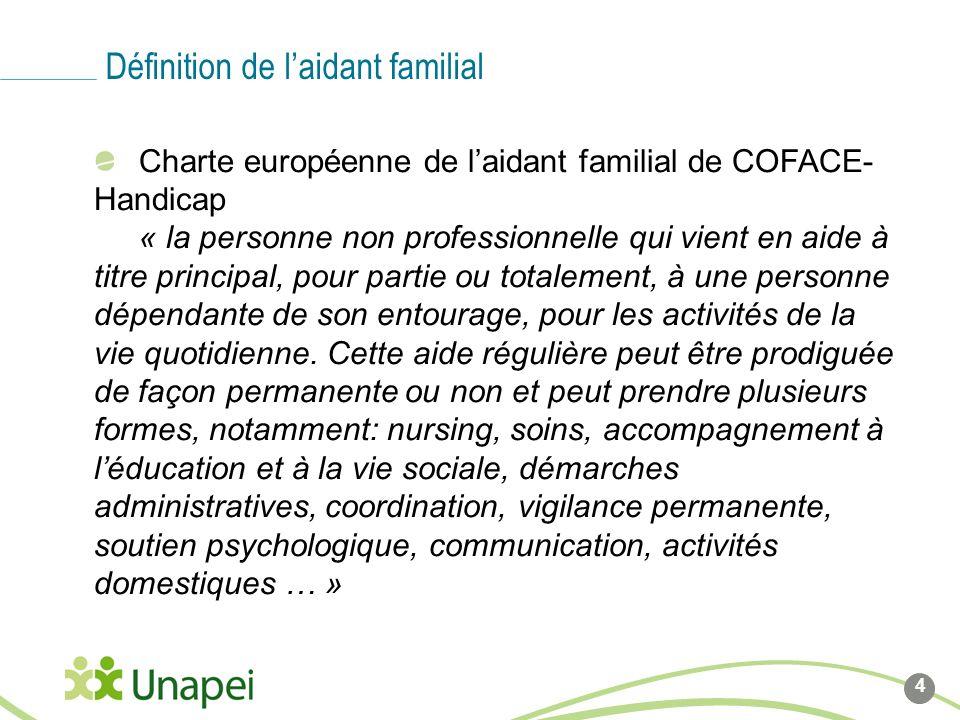 Ligne de base du logo Côté gauche du logo calé sur cette ligne Charte européenne de laidant familial de COFACE- Handicap « la personne non professionn