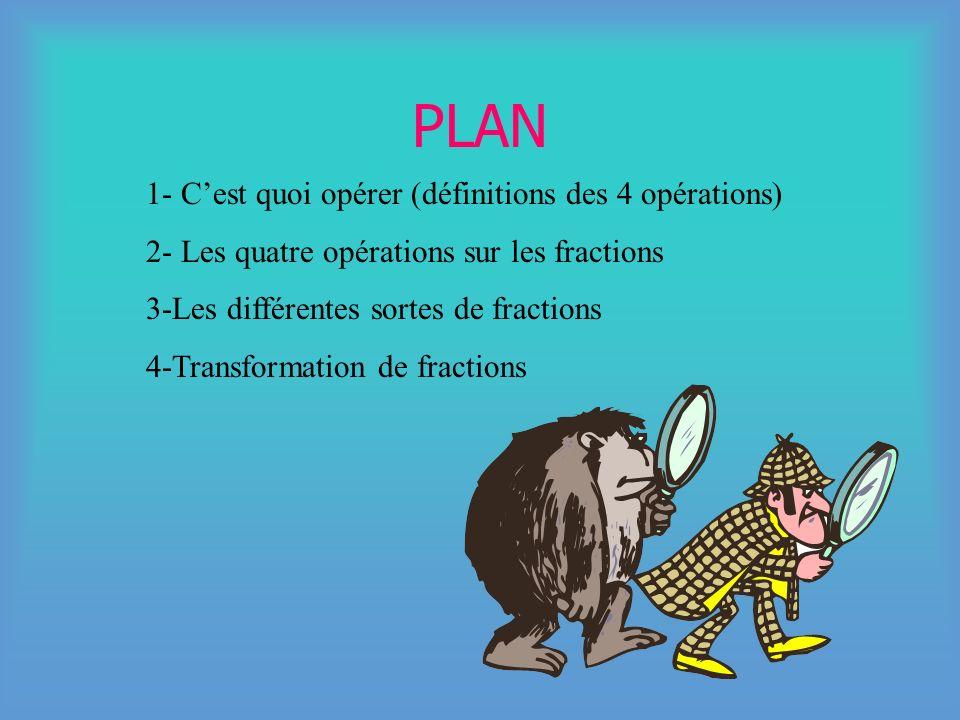 Pourquoi une présentation sur les fractions? Répondez à la question suivante: Quest-ce que je fais quand je vois une fraction? A) Je panique B) Je dem