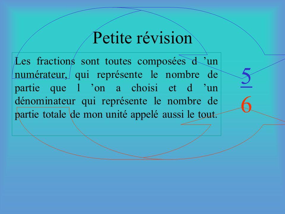 2e (Les quatre opérations sur les fractions ) Maintenant que l on peut faire la différence entre les 4 opérations, essayons dopérer les fractions ordi