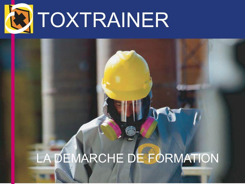 LA DEMARCHE DE FORMATION TOXTRAINER