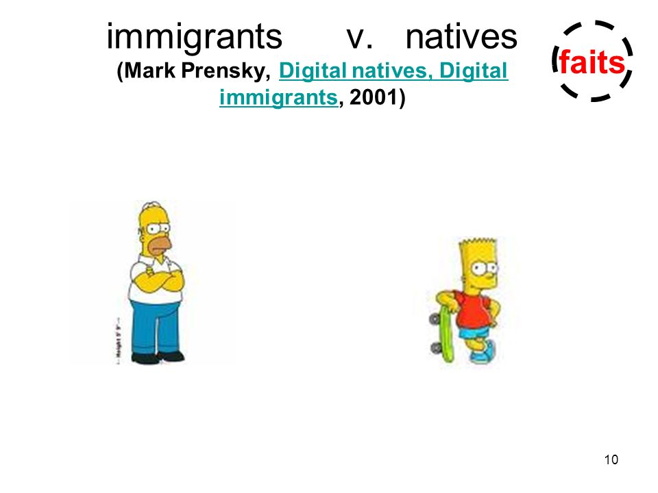 10 immigrants v.