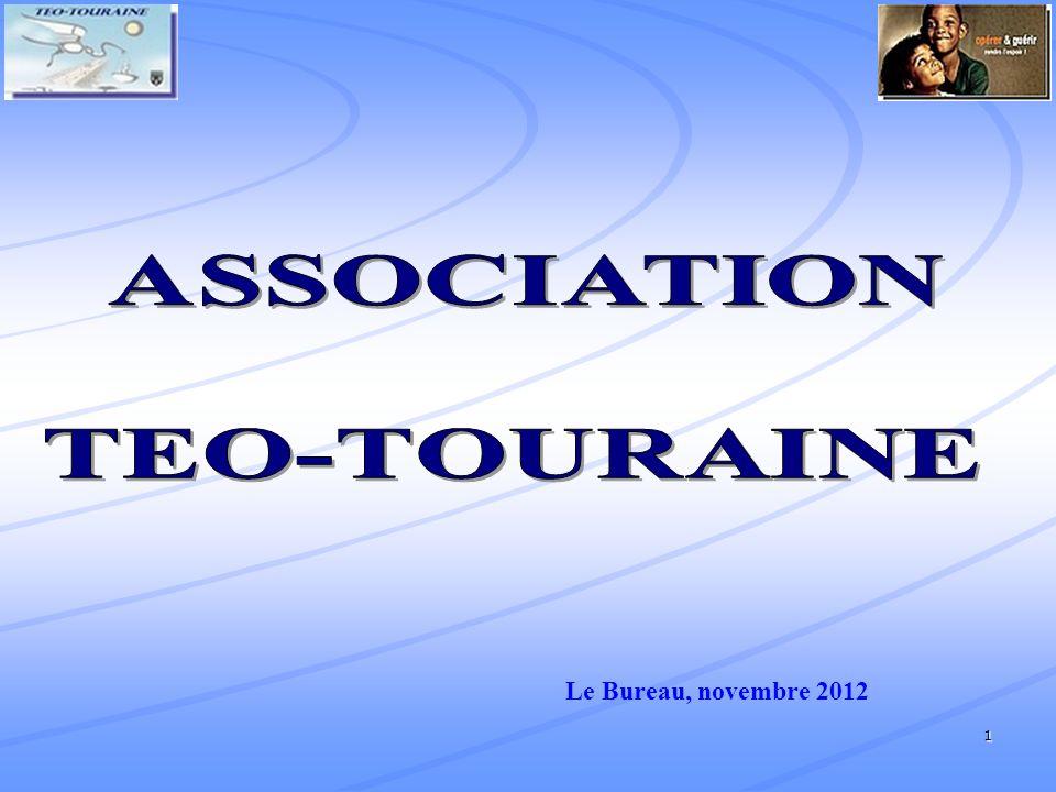 1 Le Bureau, novembre 2012