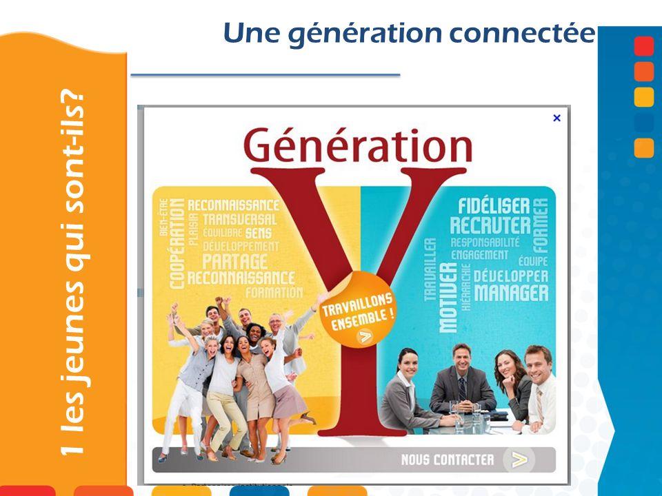 1 les jeunes qui sont-ils? Une génération connectée