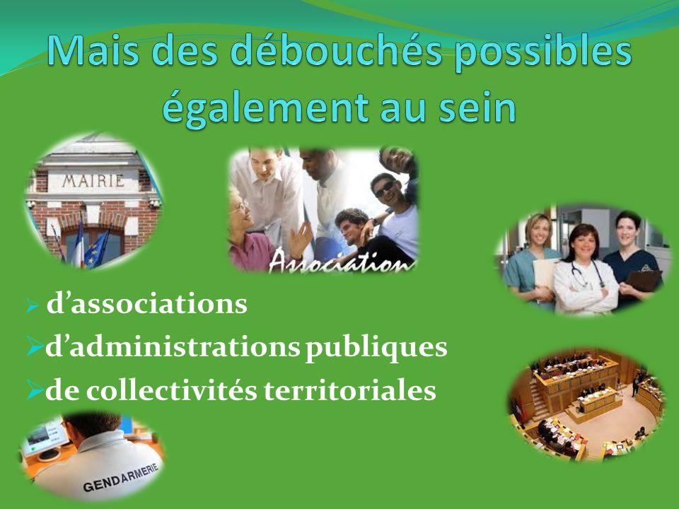 dassociations dadministrations publiques de collectivités territoriales