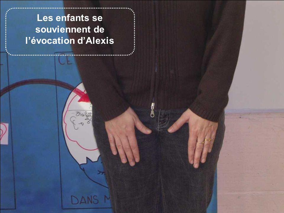 Les enfants se souviennent de lévocation dAlexis