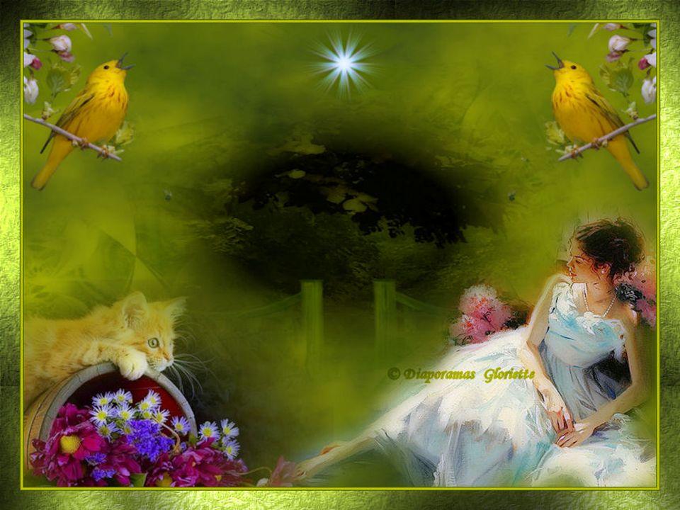 Jai besoin de la douceur dun sourire Et de voir les bourgeons sépanouir De sentir le parfum des fleurs au jardin Et des moments de silence au petit matin.