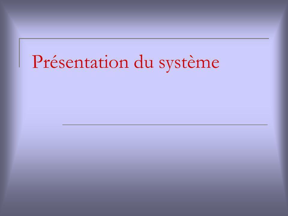 La supervision Permet dobtenir à distance plusieurs informations