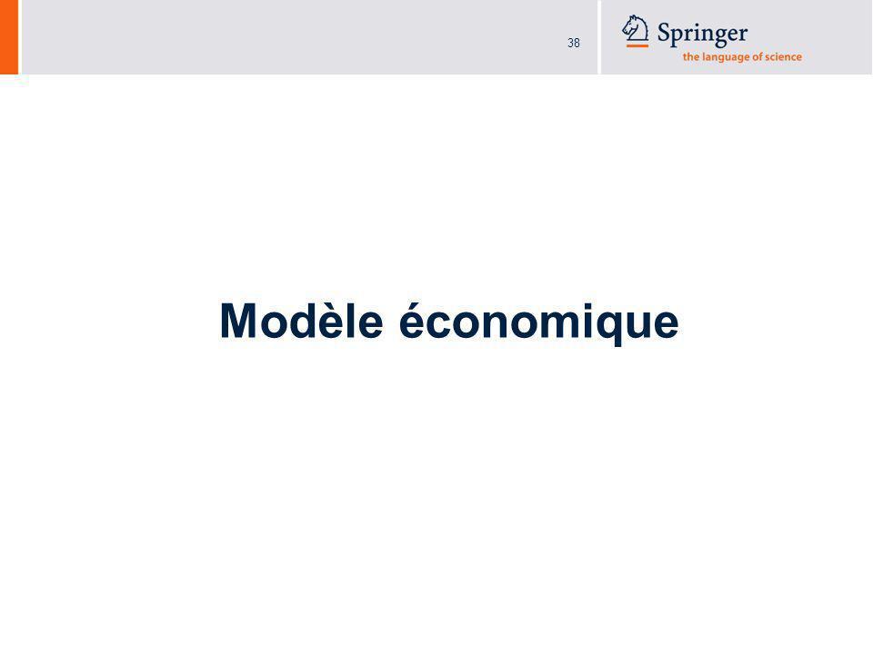 38 Modèle économique