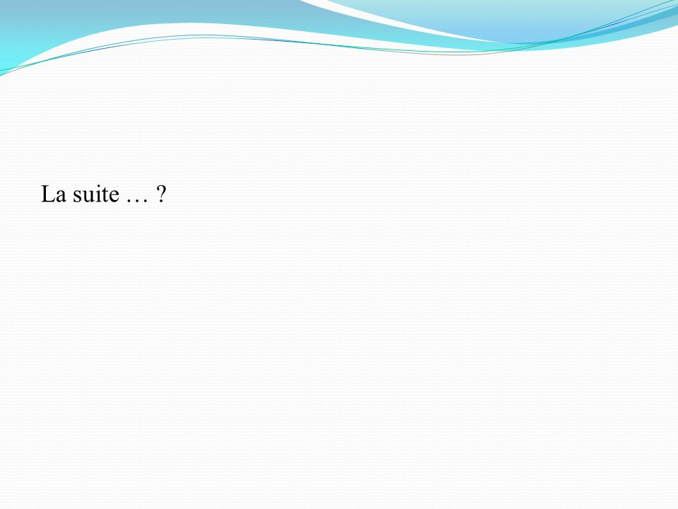 Diffuser, informer … Il doit y avoir des besoins … ou à défaut, des intentions voire des convictions émanant de lINRP – groupe (CD)AMPERES – sous-groupe de (Dijon) Autre « institution »
