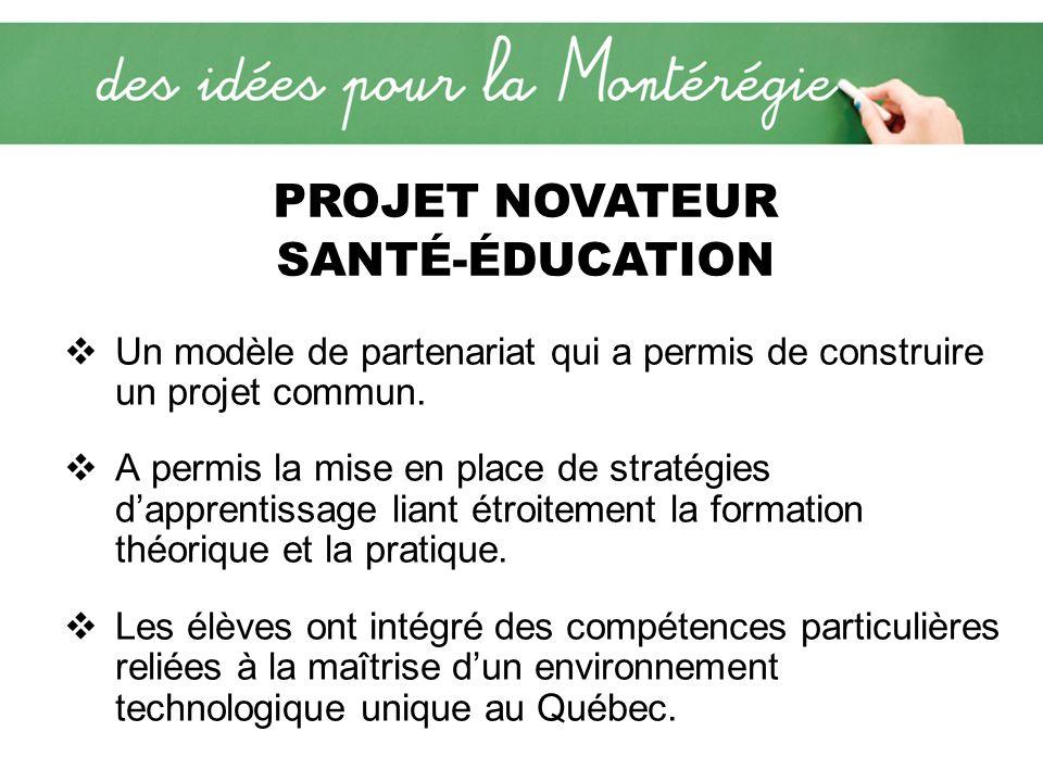 Un modèle de partenariat qui a permis de construire un projet commun.
