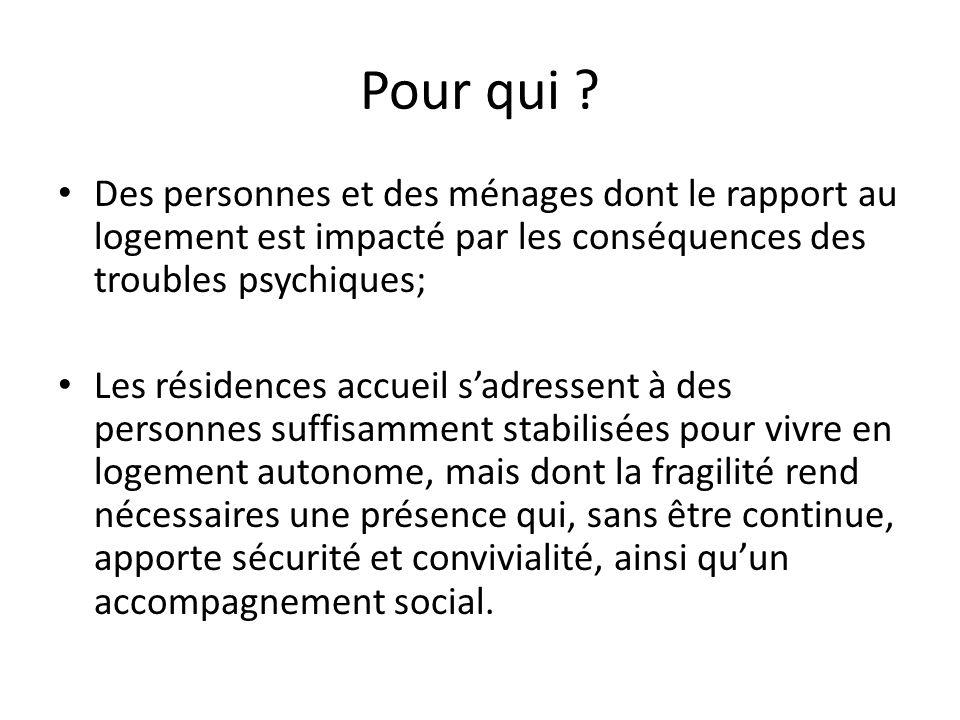 Les difficultés que rencontrent les adhérents du GEM dans leur rapport au logement (enquête CAP 36 - 2009)