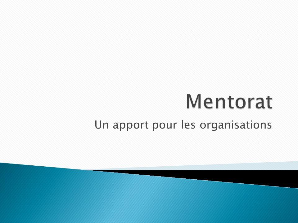 Définition du mentorat Management et mentorat Contexte Étapes dun programme de mentorat Létat des lieux Introspection Bénéfices et problèmes Ville de Montréal