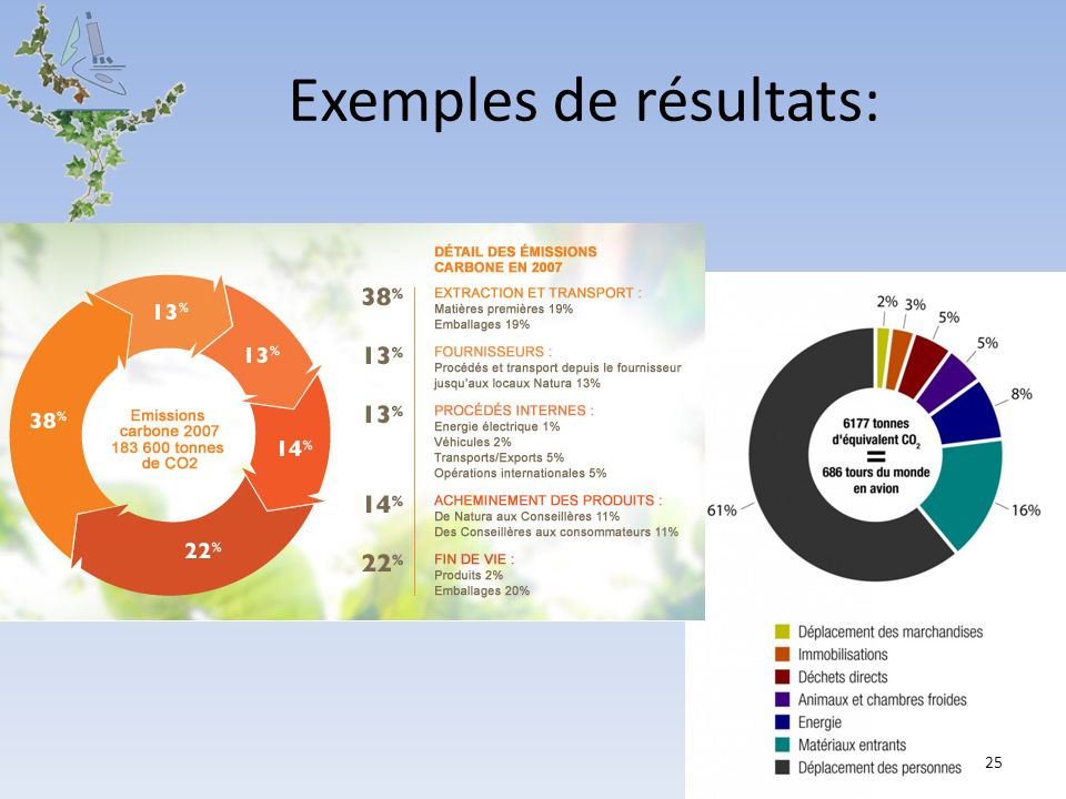 Exemples de résultats: 25
