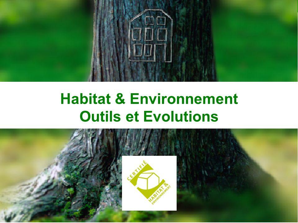 CERQUAL 51 Habitat & Environnement Outils et Evolutions