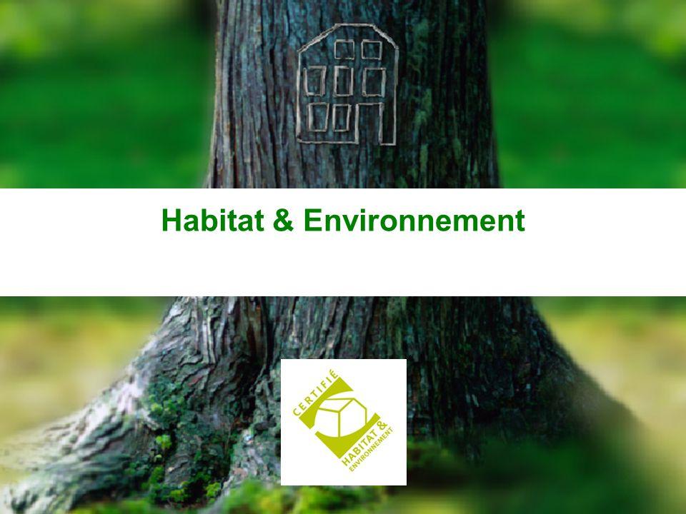 CERQUAL 7 Habitat & Environnement
