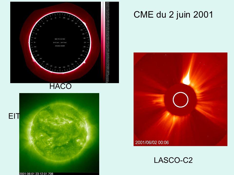 CME du 2 juin 2001 HACO EIT LASCO-C2