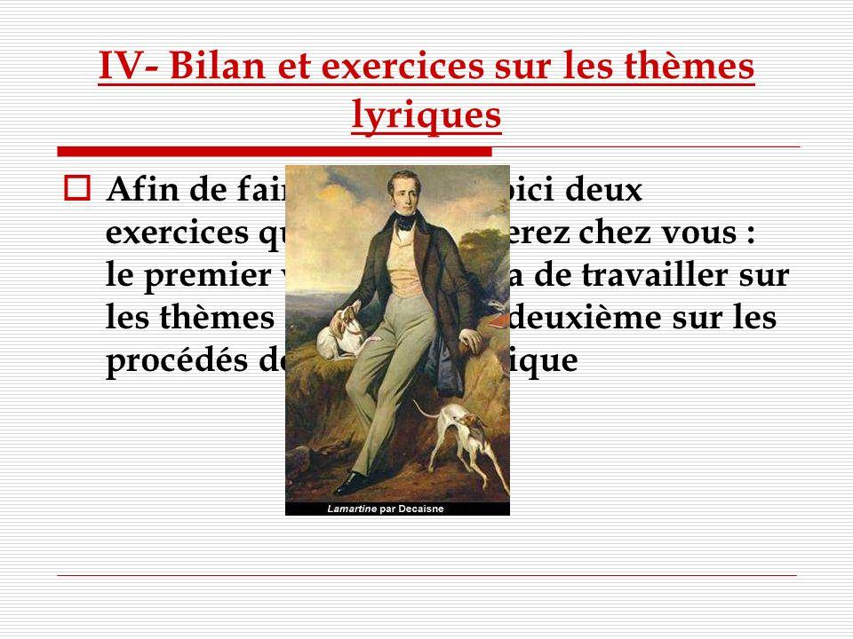 III- Petit point sur le romantisme Origines «Romantique» est apparu au XVIIe siècle en France avec le même sens que «romanesque». Puis Mme de Staël lu